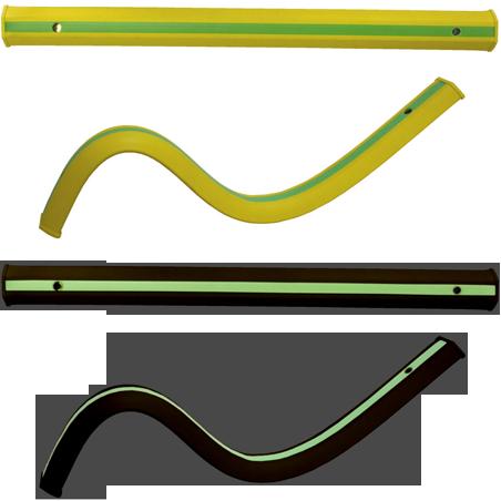 Protezione flessibile luminescente - Korner Protector Flat