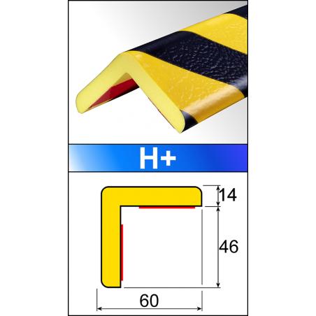 Profili flessibili di protezione H+