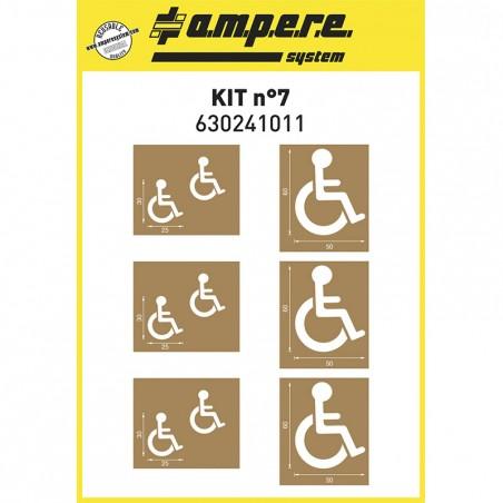 Dime Kit Disabile N° 7