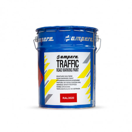 Vernice spartitraffico – AMPERE TRAFFIC ROAD MARKING PAINT®